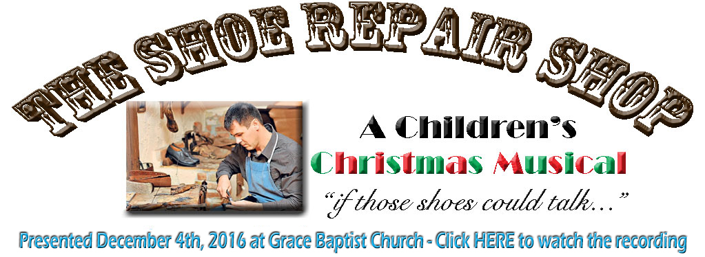Grace Baptist Church, Eaton Rapids, MI, Christmas 2016, Childrens Chrismas Program