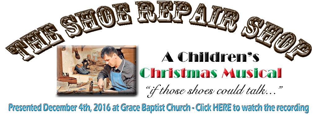 Grace Baptist Church, Eaton Rapids, MI, Christmas 2016, Childrens Chrismas Program