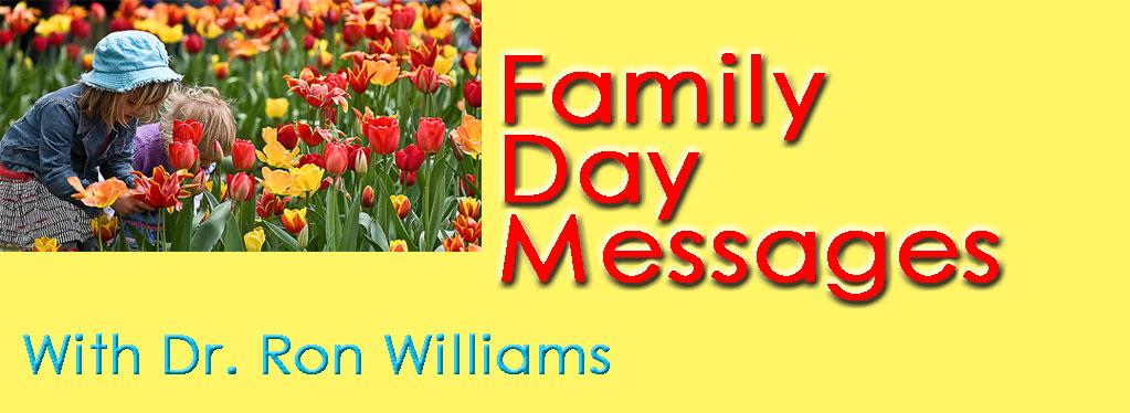 Grace Baptist Church, Eaton Rapids, MI, Family Day 2017, Dr. Ron Williams, Hephzibah House